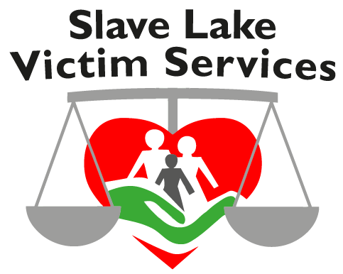 Slave Lake Victim Services Logo
